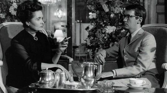 Margaretta Scott and Jean Pierre Moulin