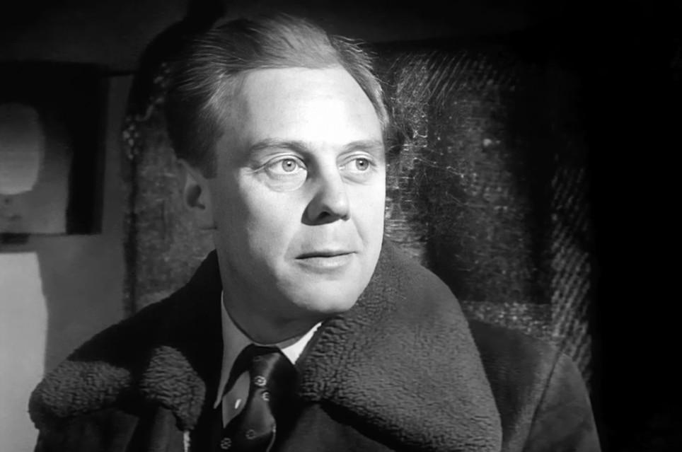 Marius Goring as Rudi Siebert