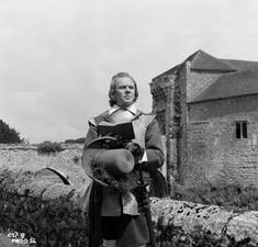 Publicity photo of Marius Goring as Colonel Beaumont