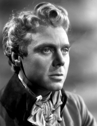 Marius Goring as Sir Percy Blakeney/The Scarlet Pimpernel 1955