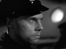 Marius Goring as Lieutenant Felix Schuster in The Spy in Black 1939