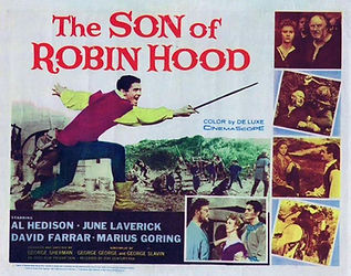 The Son of Robin Hood Poster