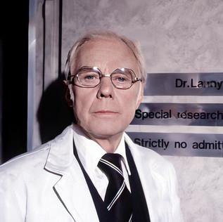 Marius Goring as Dr John Landy
