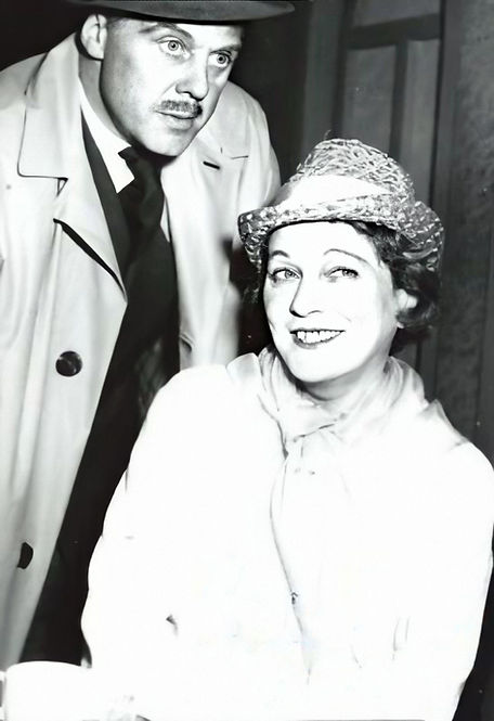 Marius and Lucie in the 1950s