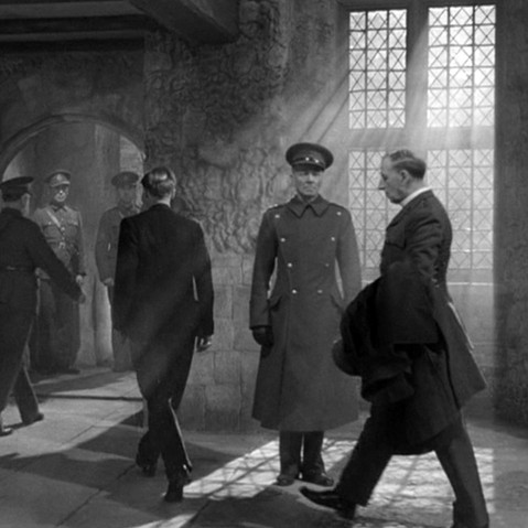 Marius Goring as Frederick Jannings