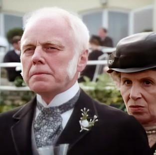 Marius Goring as Heinrich Palitz and Nora Minor as Frau Palitz