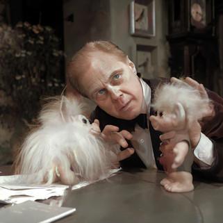 Marius Goring as Charles Norbury in The Sound of Murder