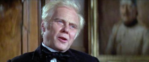Marius Goring as Professor Christian Altschul in Zeppelin 1971