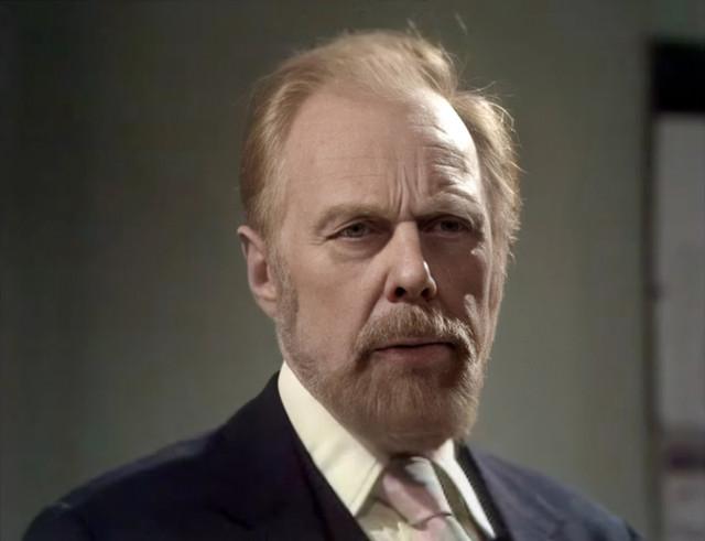 Marius Goring as Professor John Hardy in The Expert 1968-1976