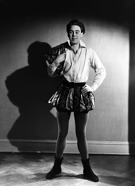 Marius Goring as Romeo 1933