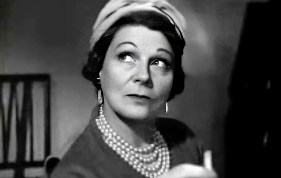 Lucie Mannheim as Nanette Pascal