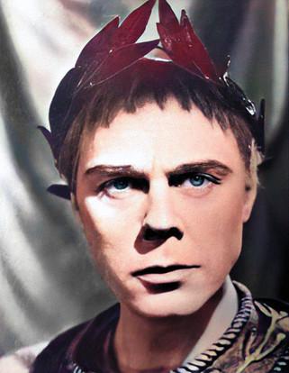 Marius Goring as Octavius Caesar