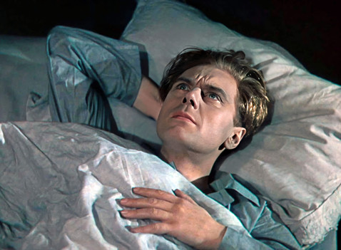 Marius Goring as Julian Craster in The Red Shoes 1948
