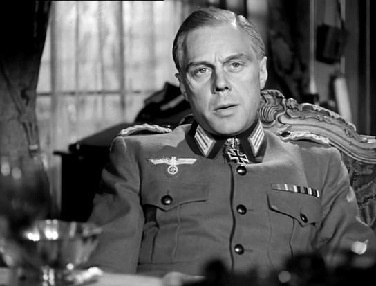 Marius Goring as Colonel Günther von Hohensee