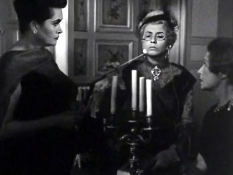Margaretta Scott as Mme Pitchard