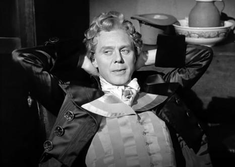 Marius Goring as Sir Percy Blakeney