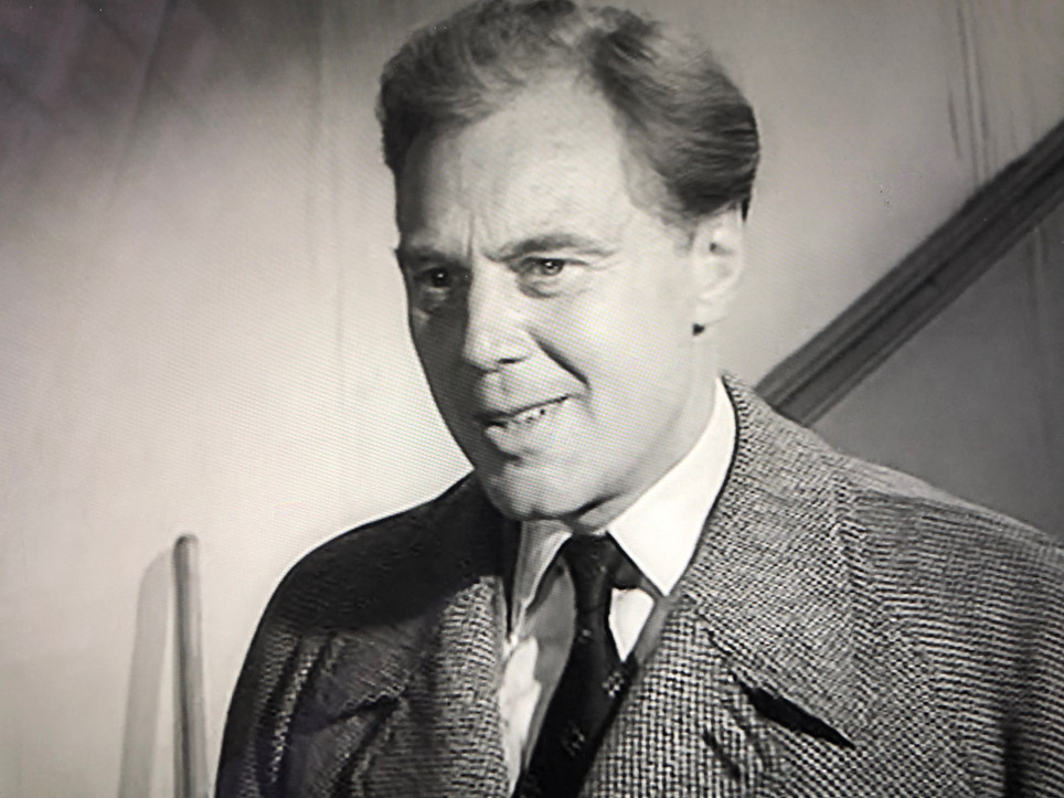 Marius Goring as Hans Körtner