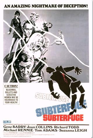 Subterfuge Poster