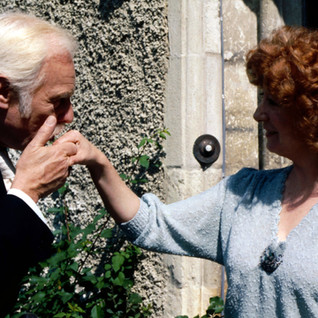 Marius Goring as Heinz as Frances Cuka as Gwen