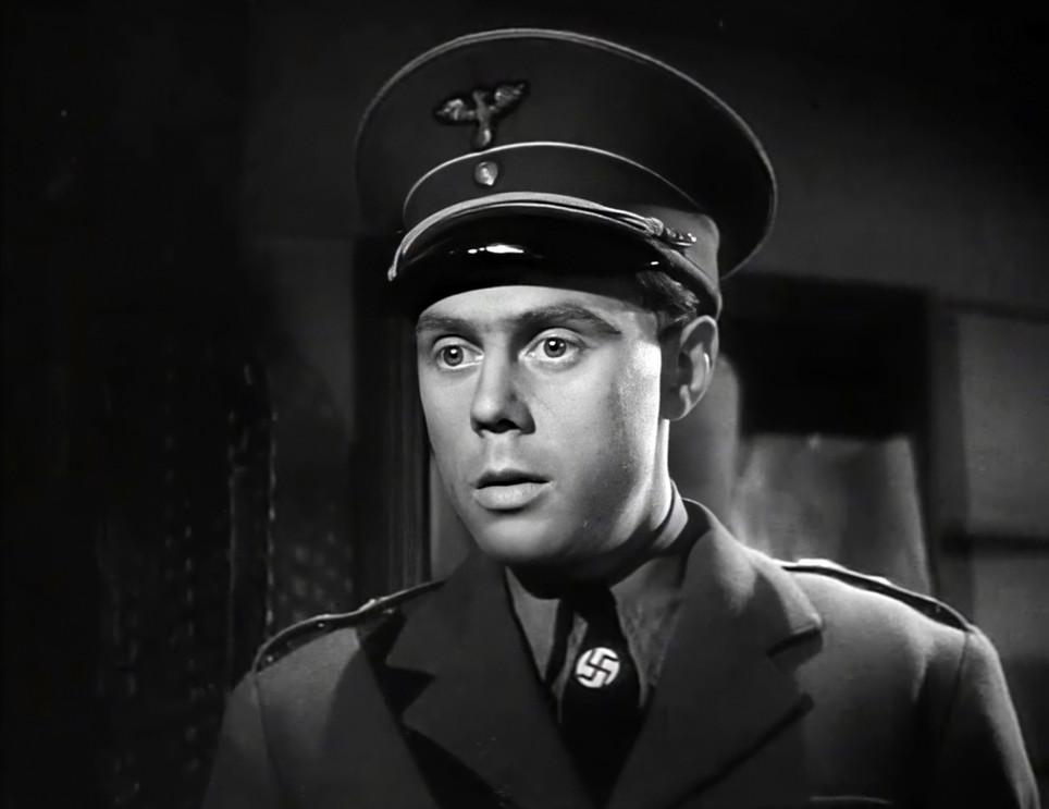 Marius Goring as Fritz Gerte