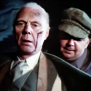 Marius Goring as Heinrich Palitz and Tony Haygarth as Heinz Muller