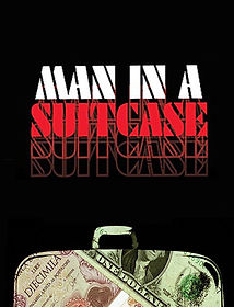 Man in a Suitcase Poster