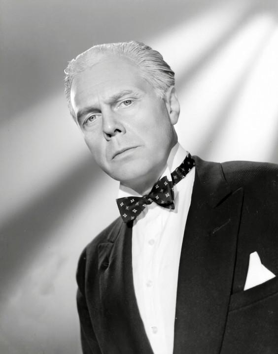 Marius Goring as General Greenhahn