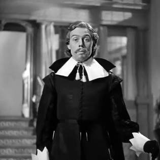 Marius as Baron Leivens: this was his first speaking role. Although only brief, he shared it with the film's star, Charles Laughton playing Rembrandt