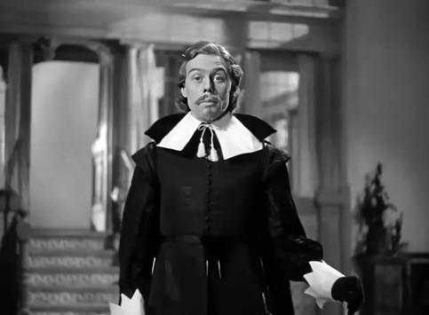 Marius Goring as Baron Leivens in Rembrandt 1936