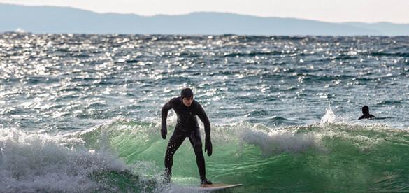 Surfing Superior