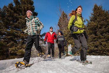 Snowshoeing Algoma ©Gary McGuffin-160.jp