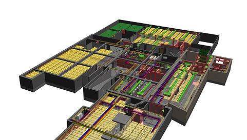 Gebäudeaufnahmen, 3D Koordination.JPG