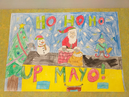 Come on Mayo!