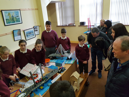 Engineers Week Sets Off Full  S.T.E.A.M ahead!