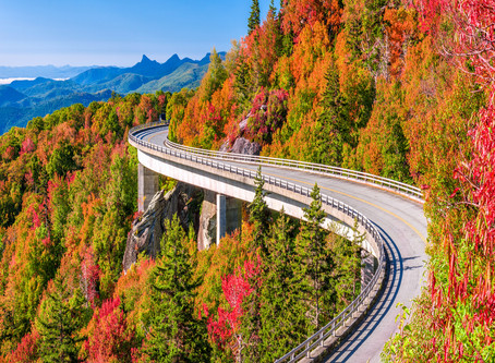 The Best Places in U.S. to See Fall Foliage (that aren't in New England)