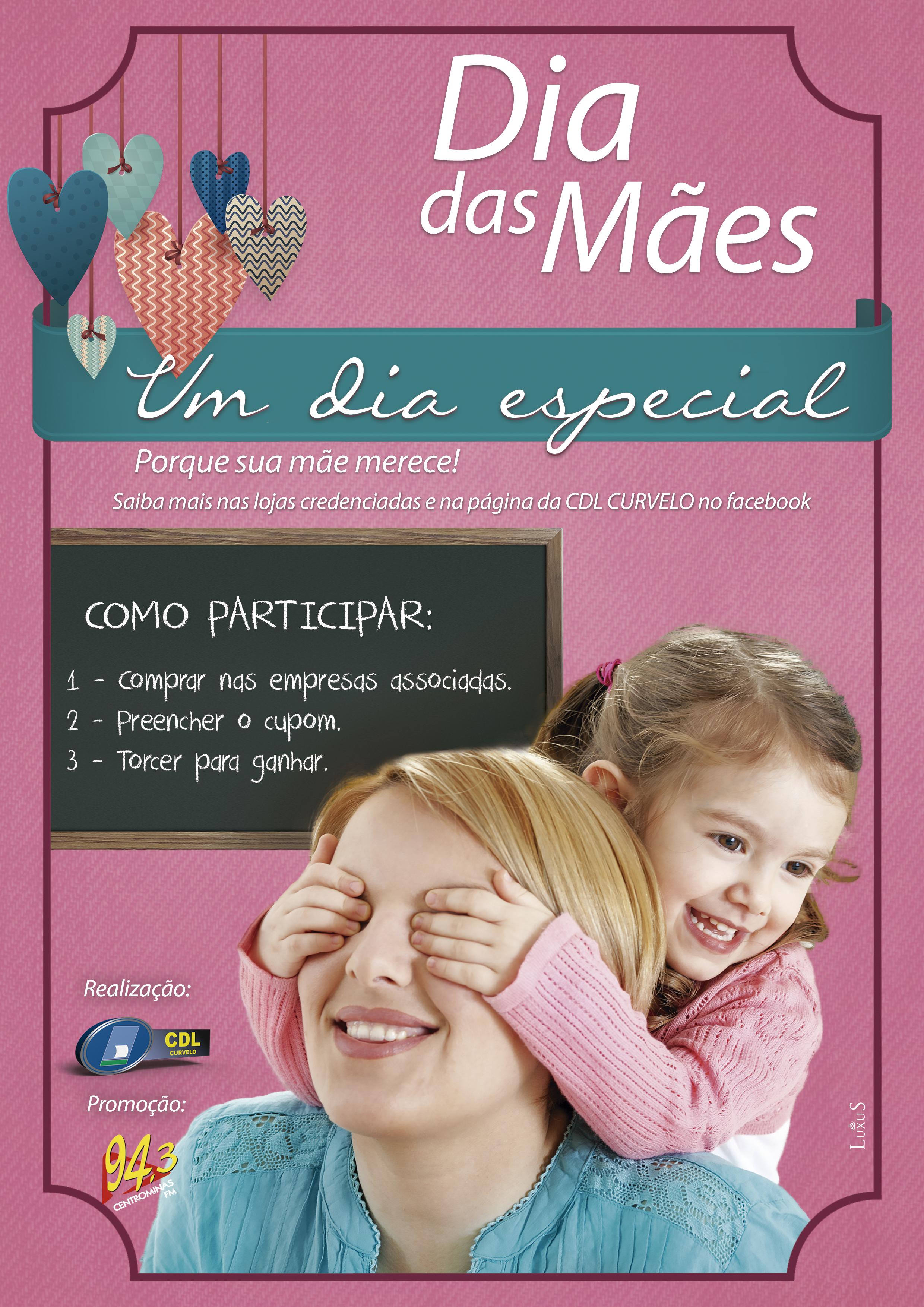 Campanha Dia das Mães