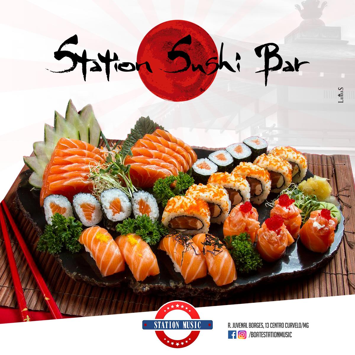 Station Sushi Bar