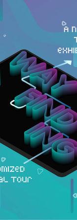 """WAYFINDING  è un'applicazione per la guida di sale espositive o musei. Puoi impostare con la voce nell'interfaccia di avvio e riconoscere automaticamente la lingua dell'utente. Questa app può pianificare automaticamente il percorso in base alle esigenze e alle preferenze dell'utente, può individuare la posizione dei visitatori e delle mostre in tempo reale e anche cercare in base al numero della mostra, rendendo più facile per i visitatori trovare la posizione delle mostre. Inoltre, vengono aggiunti mappa vr e vera e propria mappa funzioni. I visitatori possono utilizzare la pagina delle note fornita con l'app per registrare esperienze personali e foto durante la mostra. Quando cammini vicino alle esposizioni, puoi interagire con le esposizioni scansionando la pagina. Per la sala espositiva dell'evento immersivo, l'app dispone di una funzione appuntamento per aggiornare le informazioni sulla coda in tempo reale. Dopo la mostra, abbiamo anche creato una pagina """"forum"""" per le persone che vogliono comunicare con le persone che stanno visitando la mostra insieme. I visitatori possono valutare le mostre e interagire con altri visitatori.  Cheng Anqi - Feng Wenjun - Wang Lan - Xu Jia"""