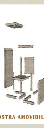 STAND  Il concetto di manifesto deriva dalle figure geometriche più basilari del progetto.  Jing Chen - Zhongge Lin