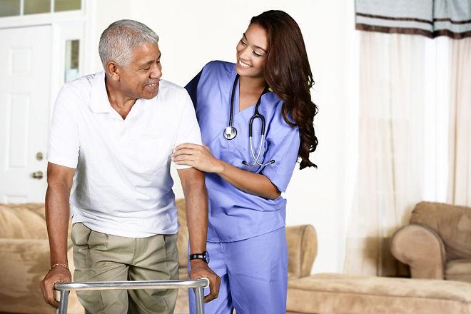 bigstock-Health-care-worker-helping-an-9