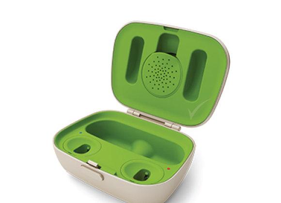 Cargador de audífonos Phonak - Charger Case Combi incl US power supply