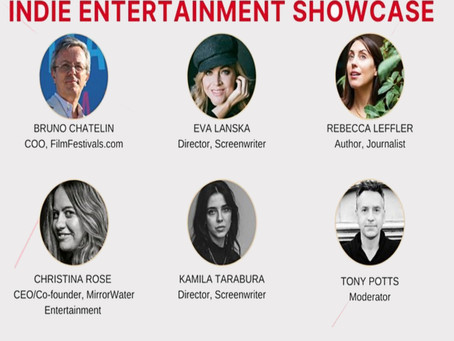 Indie Entertainment Showcase 2021