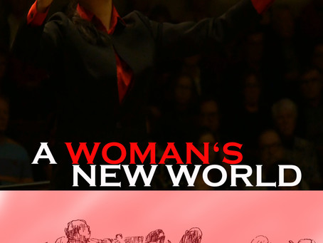 A WOMAN'S NEW WORLD - BEST DOCUMENTARY - French Riviera Film Festival
