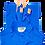 Thumbnail: Blue Monday Coat