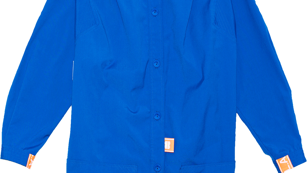 Blue Monday Coat