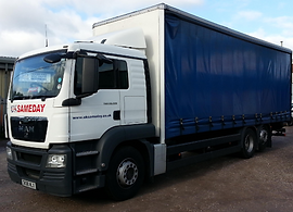 LGV 2 - 18 - 26 Tonnes, curtain or box wih tail lift