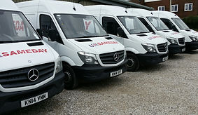 UK Sameday Courer Van Service