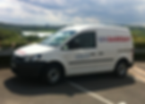 SmallVan for parcel couriers