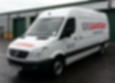 Sprinter Van - panel van for sameday couriers