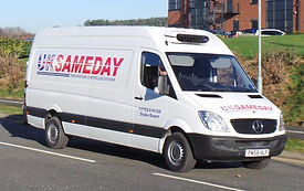 UK Sameday Chilled Courier Service